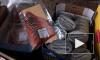 Появилось видео уничтожения 355 кг санкционных продуктов в Петербурге