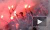 Восемь человек получили травмы в беспорядках на матче Аустрия - Зенит