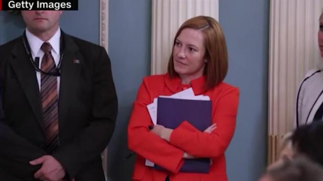 Байден намерен назначить Псаки пресс-секретарем Белого дома