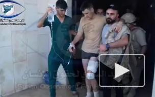 Стало известно о ранении российских военных в результате авиаудара Турции