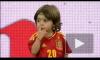 Сборная Испании отпраздновала триумф на Евро-2012 вместе с детьми
