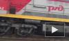 У станции Погостье в Ленобласти сошел с рельсов товарняк: задерживаются электрички