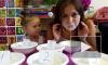 Челленжди, Челлендж с едой , челлендж обмакни лицо!!!!!развлечение для детей