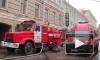 Утренний пожар в высотке на Мосоквском тушили 15 спасателей