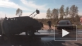 Ужасающее видео из Смоленска: легковушку смяло от ...