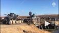 Опубликовано видео с места гибели каскадера на съёмках ...