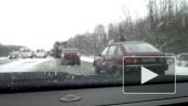 Трасса М10 Санкт-Петербург -- Москва, 10 марта 2012 года