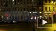 Видео: С фасада дома в центре Петербурга обрушилась ...