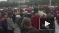 Челябинские подростки напали на автомобиль полиции