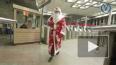 Метро Петербурга и Дед Мороз попросили не забывать ...