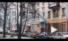 Хлопок без горения выбил стекла и дверь в квартире на Замшиной