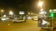 На площади Александра Невского мотоциклист в ДТП повреди...