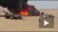 Видео сбитого в Сирии вертолета Ми-8 оказалось подлинным