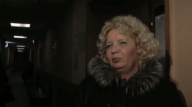 Суд над Ириной Садовниковой
