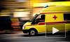 В Калининском районе подростки на скутере оказались в больнице после столкновения с иномаркой