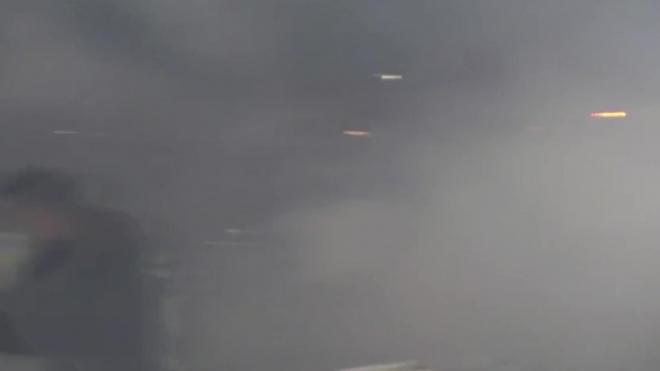 В Вашингтоне полиция применила против протестующих слезоточивый газ