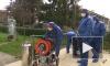 Российские специалисты показали проведение дезинфекции в Италии