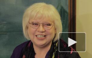 Светлана Крючкова на юбилей пригласила ангела