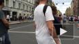 В центре Петербурга собралась девятибалльная пробка ...