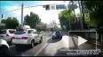 Автоледи не поделили дорогу Алматы.
