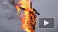 Петербургские активисты водили хороводы вокруг горящего ...