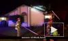 В Калифорнии голый афроамериканец «припарковал» авто на крышу дома