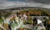 В Воскресенском Новодевичьем монастыре освятили памятник супругам Баратынским