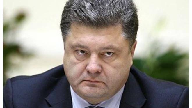Новости Украины: над Луганском сбит украинский Су-25, Порошенко заявил, что одной войной проблему не решить