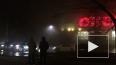 """На Выборгском шоссе горит супермаркет """"ОКей"""""""