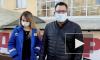 Житель Всеволожска передал врачам скорой помощи 700 масок