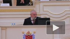 Петербургский парламент единогласно утвердил вице-губернатора Дивинского