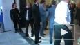 Президент Медведев в ритме танца