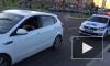 Села батарейка: Пьяный водитель остановился перед светофором и уснул