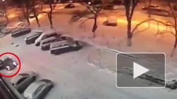 Убийство кикбоксера в Москве попало на видео