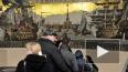 """Внучка узнала дедушку на мозаике метро """"Адмиралтейская"""""""