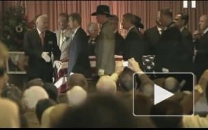 Тони Кёртиса похоронили в Лас-Вегасе
