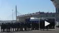 """Около стадиона """"Санкт-Петербург"""" проходят массовые ..."""