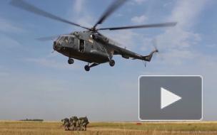 Российская военная полиция заняла опорный пункт американцев в Сирии