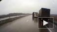 В Тосненском районе КАМАЗ снес рейсовый автобус: серьезн...