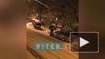На 2-ом Муринском водитель врезался в сугроб у дороги