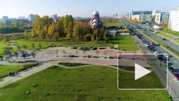 В Петербурге идет масштабное благоустройство спальных ...