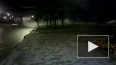 Десятки машин затопило горячей водой на Васильевском ...