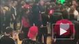 Видео: Участники турнира ММА в Москве устроили массовую ...