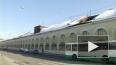 Очередное обрушение крыши Никольского рынка
