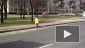 Уборка улиц по-петербургски