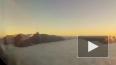 Новая Зеландия: Видео из кабины пилотов напугало пассажи...