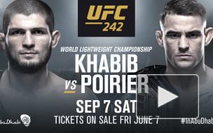 В UFC официально подтвердили бой Хабиба и Порье