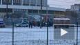 """Активисты пытались перекрыть дорогу у СКК """"Петербургский..."""