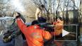Видео: в Сибири девушка утопила свою машину в луже ...