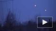 В небе под Челябинском жители заметили НЛО